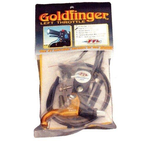 Full Throttle Goldfinger Left Hand Throttle Kit 007-1021G for Yamaha Arctic Cat