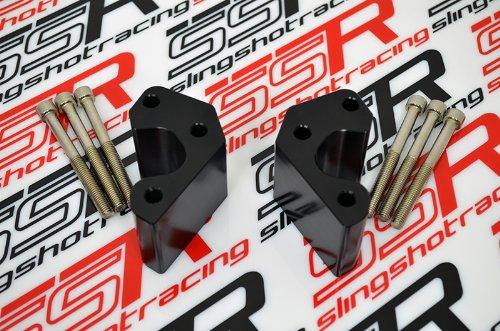 08 09 10 11 12 13 14 15 16 Kawasaki Concours 14ABS 1400 Handlebar 2 Inch Bar Risers