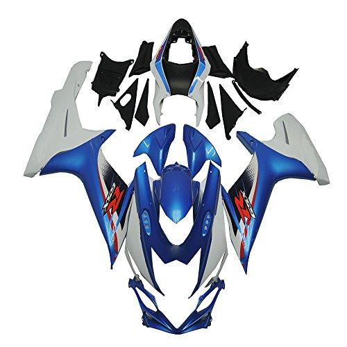 Bike Kit Fairing Kit for Suzuki GSXR 600 750 2011 2012 2013 2014 Bodywork Plastic
