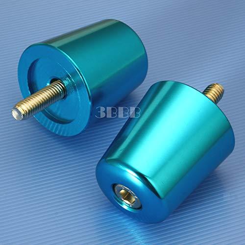 Suzuki TLR GSXR600 750 1000 1100 Bandit 1200 Katana 600 750 Blue BAR ENDS