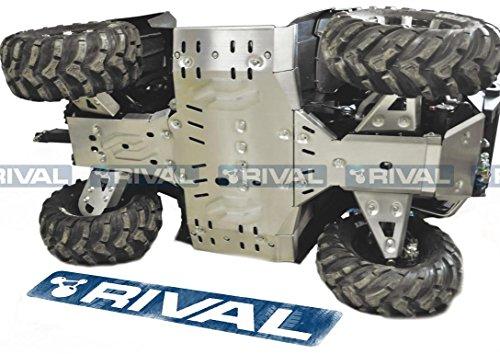 Skid plate kit for ATV CFMOTO X8 CForce 800