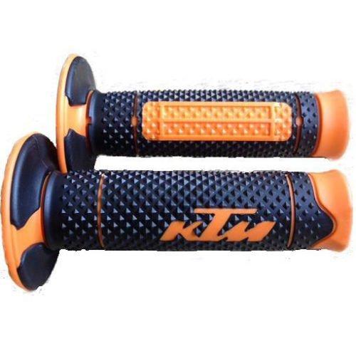 KTM 2013 Dual Compound Enduro Grips 78102021000 Original Version