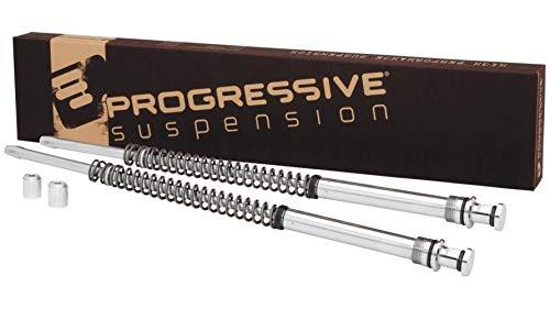 Progressive Suspension Monotube Fork Cartridge Kit for Harley Davidson 2004-09