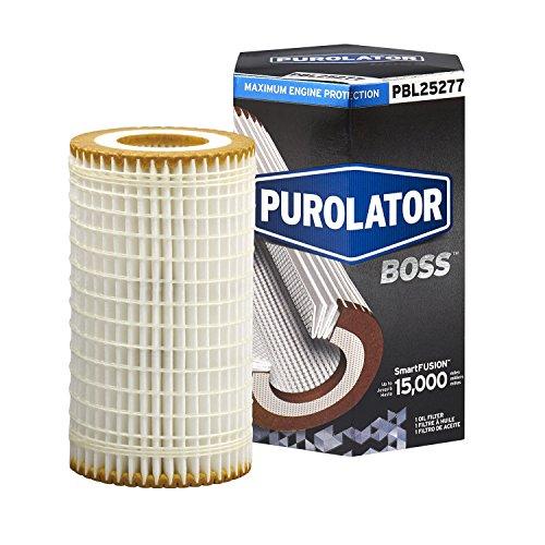 Purolator PBL25277 Black Single PurolatorBOSS Maximum Engine Protection Cartridge Oil Filter