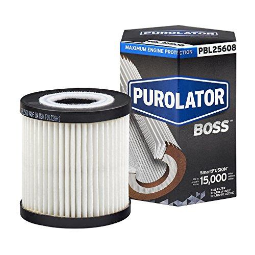 Purolator PBL25608 Black Single PurolatorBOSS Maximum Engine Protection Cartridge Oil Filter