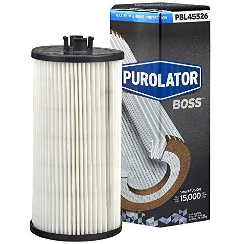 Purolator PBL45526 Black Single PurolatorBOSS Maximum Engine Protection Cartridge Oil Filter