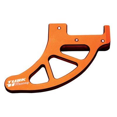 Tusk Billet Rear Disc Brake Guard Orange - Fits KTM 300 XC-W E-Start 2008-2015