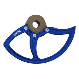 7602 Racing Front Disc Guard Blue for KTM 250 SX 2015-2018