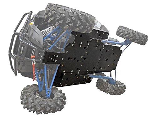 Super ATV 12 UHMW Skid Plate 16 Polaris RZR XP 1000  Turbo