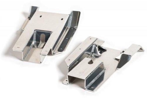 XFR - Aluminum 190 Swing Arm Skid Plate Guard Yamaha RAPTOR 660 2001-2005
