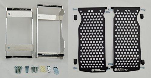 Enduro Engineering Radiator Braces Guards Combo Package Yamaha WR YZFX