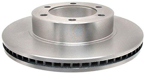ACDelco 18A1101A Advantage Non-Coated Front Disc Brake Rotor