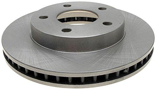 ACDelco 18A118A Advantage Non-Coated Front Disc Brake Rotor