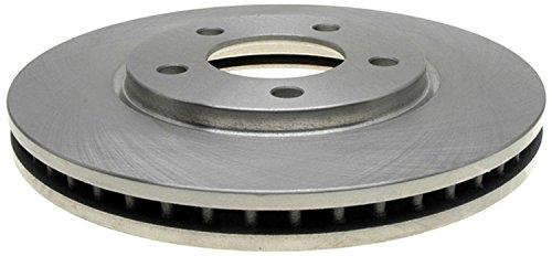 ACDelco 18A1248A Advantage Non-Coated Front Disc Brake Rotor
