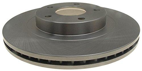 ACDelco 18A1451A Advantage Non-Coated Front Disc Brake Rotor