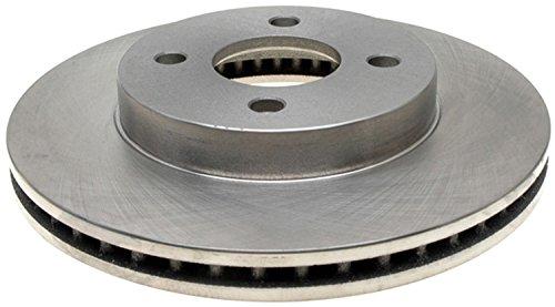 ACDelco 18A1585A Advantage Non-Coated Front Disc Brake Rotor
