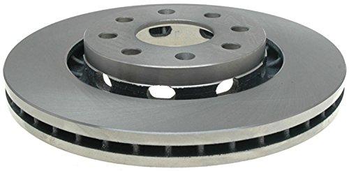 ACDelco 18A2324A Advantage Non-Coated Front Disc Brake Rotor