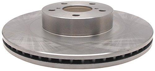 ACDelco 18A2328A Advantage Non-Coated Front Disc Brake Rotor