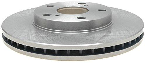 ACDelco 18A471A Advantage Non-Coated Front Disc Brake Rotor