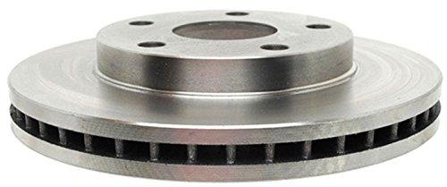 ACDelco 18A473A Advantage Non-Coated Front Disc Brake Rotor