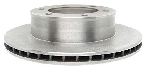 ACDelco 18A735A Advantage Non-Coated Front Disc Brake Rotor