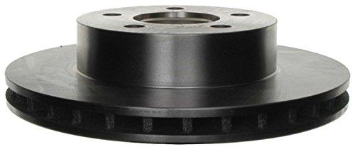 ACDelco 18A736A Advantage Non-Coated Front Disc Brake Rotor