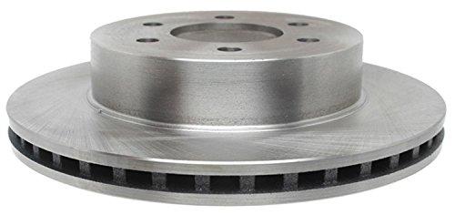 ACDelco 18A821A Advantage Non-Coated Front Disc Brake Rotor