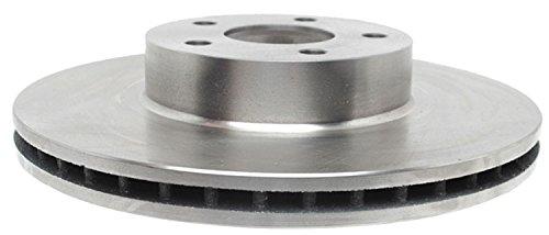 ACDelco 18A835A Advantage Non-Coated Front Disc Brake Rotor