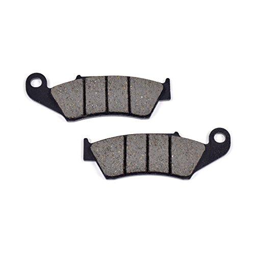 Suzuki RMX 450ZX 4-Stroke 08-15 Front Sintered Brake Pads by Niche Cycle Supply