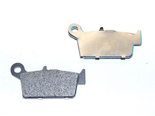 Suzuki RMX 450ZX 4-Stroke 08-15 Rear Sintered Brake Pads by Niche Cycle Supply