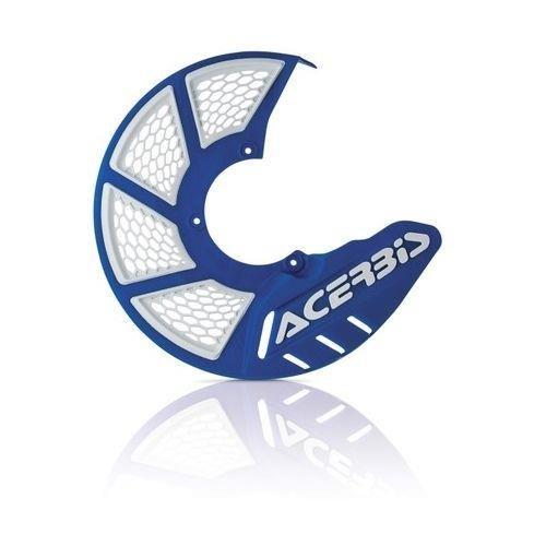 Acerbis 2630551006 X-Brake Mini Disc Cover - 245mm - BlueWhite