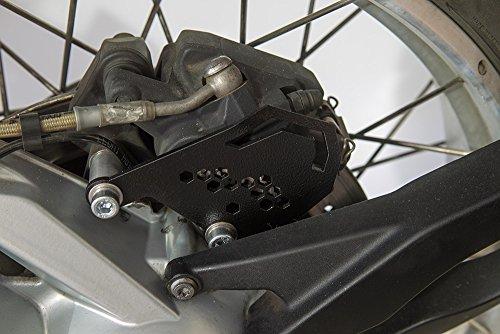 Rear brake caliper cover guard black BMW R1200GS 2013 R1200GS Adventure 2014 2015 2016 2017 R1200R 2015 R1200RS R1200RT 2014