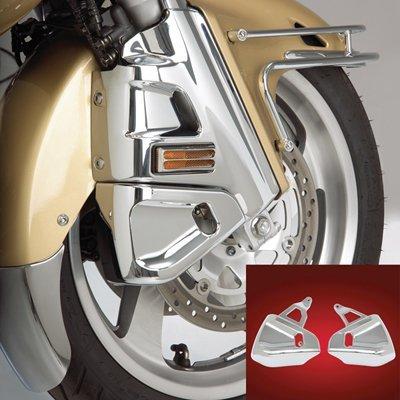 Show Chrome Goldwing GL1800 ABS Chrome Caliper Covers