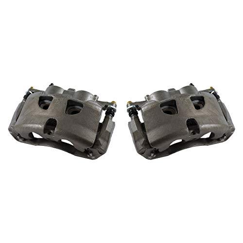CCK01528  2  FRONT Premium Grade OE Semi-Loaded Caliper Assembly Pair Set