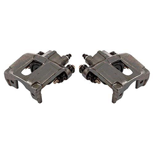 CCK02463  2  REAR Premium Grade OE Semi-Loaded Caliper Assembly Pair Set