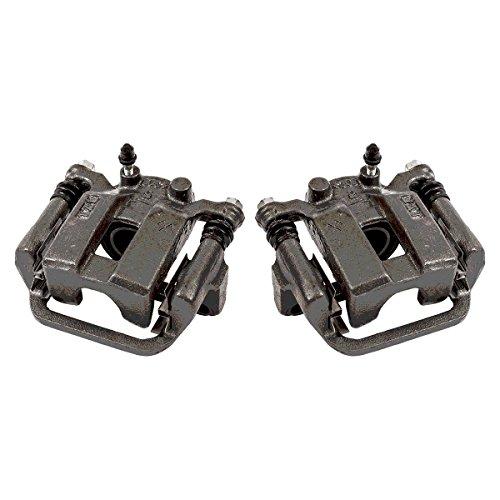 CCK11234 2 REAR Premium Grade OE Semi-Loaded Caliper Assembly Pair Set