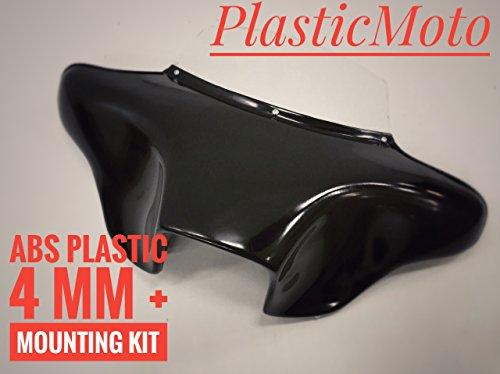 Memphis Shades Touring Bagger ABS plastic Yamaha XV 1700 Warrior Batwing fairing
