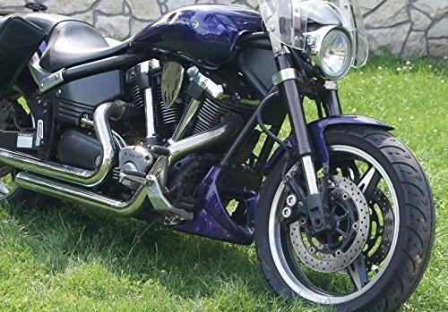 Yamaha XV 1700 Warrior Lower fairingClin Spoiler