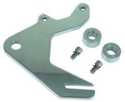 JayBrake JAYBRAKE CALIPER MOUNT KT Brake Accessories 87-99 Softailrear Polished - 300-422-1