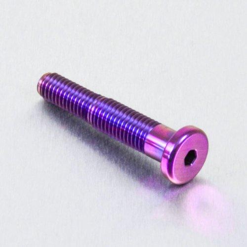 Titanium Front Caliper Mount Bolt Campagnolo Purple Haze