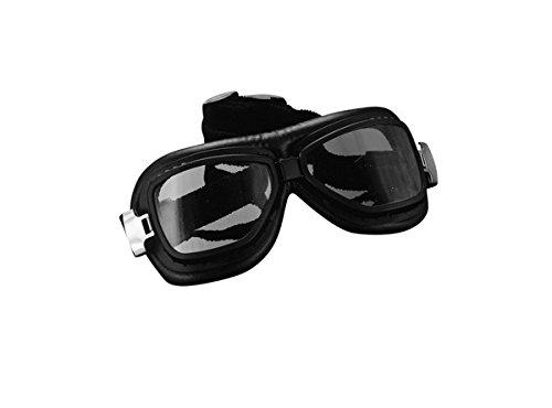 Highway Hawk 02-914 Red Baron AviatorFlying Goggles