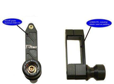 11-12 T-Rex Racing CBR250R Spool Adapters Swingarm Sliders