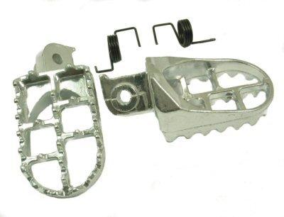 Universal Parts 173-15 Dirt Bike Foot Pegs