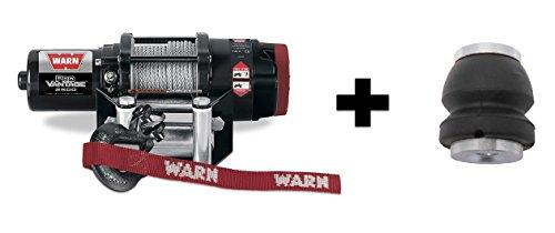 Warn Winch ProVantage 2500 Kit Includes Heavy Duty Winch Saver
