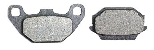 CNBK Rear Brake Pad Semi Metallic fit ARCTIC CAT ATV 90 Reversegeer model 10 11 12 2010 2011 2012 1 Pair2 Pads