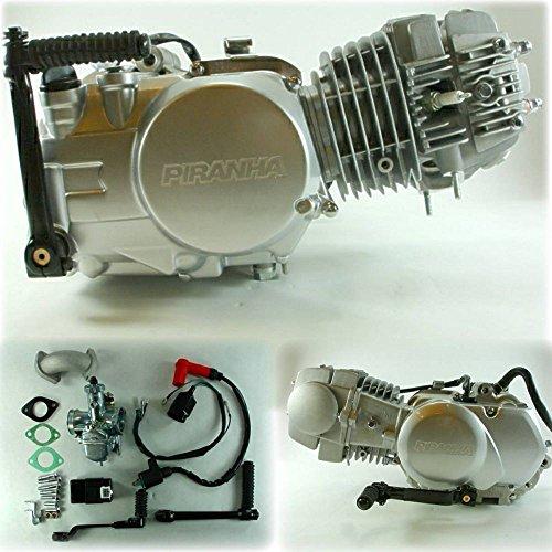 New 125cc Piranha Engine Motor Pit Bike Dirt ATV Kit CRF50 ATC70 CT70 Z50 CRF 50