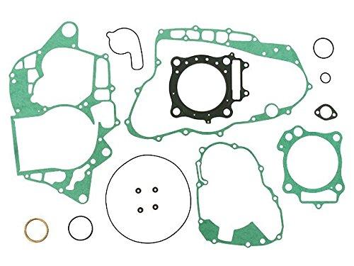 Outlaw Racing OR3583 Complete Full Engine Gasket Set Honda TRX450R 2004-2005 ATV Kit