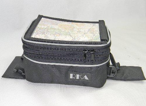 RKA Motorcycle Tankbag 10 liter Expnadbale SuperSport Mini F Front
