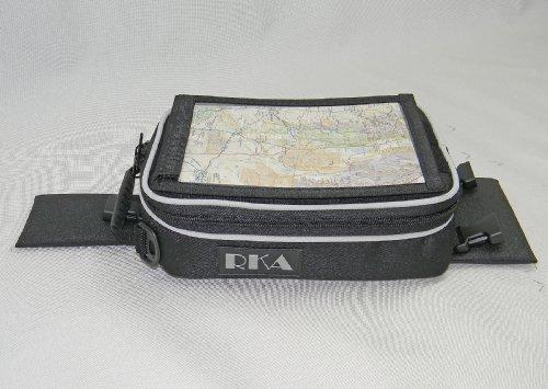 RKA Motorcycle Tankbag 3 liter Allegro 3 point F Front