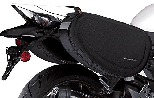 Nelson-Rigg SPRT-40 Spirit Black Saddle Bag